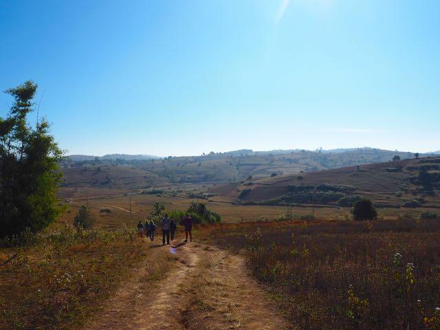 sacré trail des collines 2016