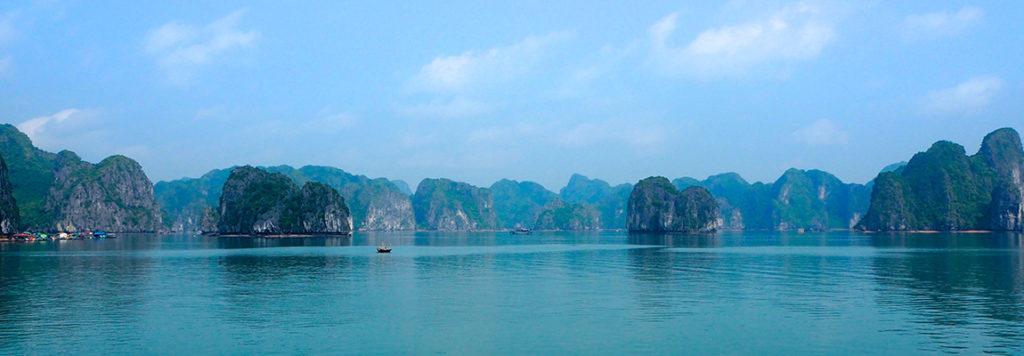 Vietnam Baie d'halons Slider